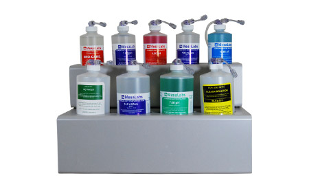 DialyGuard Care and Calibration Accessories